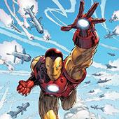 Залізна Людина: Одягни Супергероя