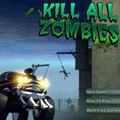 Гонки вбивати зомбі: Убий їх всіх
