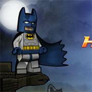 Бетмен лего
