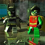 Лего Бетмен 1