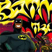 Бетмен гонки
