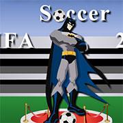 Бетмен грає у футбол