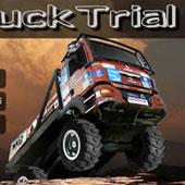 Гірські гонки на вантажівках