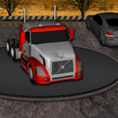 3D гонка на вантажівці