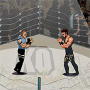 Бокс головами на двох