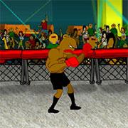 На двох бійки бокс