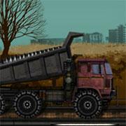 Далекобійник вантажівка