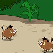 Загадки долі дике полювання