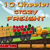 Гонки на вантажівках з ящиками