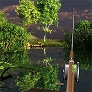 Риболовля на озері