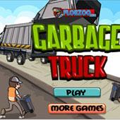 Гонки на вантажівках: Збір сміття