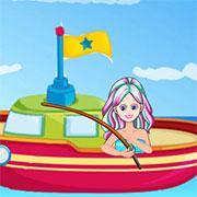 Риболовля для дівчаток