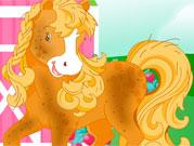 Зачіски поні