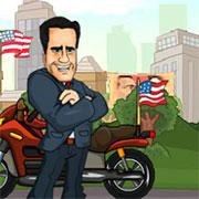 На мотоциклах по місту
