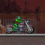 Ніндзя на мотоциклі