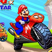 Маріо на мотоциклі