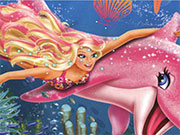 Барбі 2 русалка
