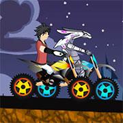 Бакуган на мотоциклі
