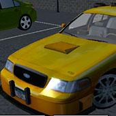 Таксі по Місту 3д