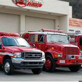 3д Симулятори: їзда на пожежній машині