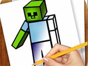 Малювати майнкрафт