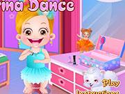 Малятко Хейзел вирішила стати балериною