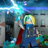 Тор 2: Месники з Лего