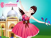 Танці принцеса