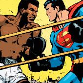 Супермен: пазл з боксерами