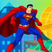Одяг для Супермена
