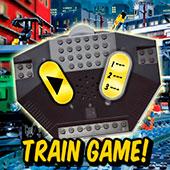 Круті Лего Поїзда