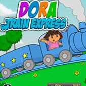 Дівчинка бігає по потягах