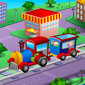 Поїзди для дітей