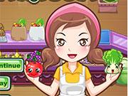Магазин овочів і фруктів
