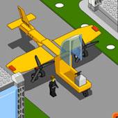 Небезпечні Лего Гонки в небі