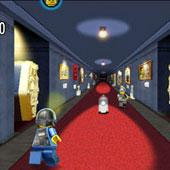 Лего Гонки за злодієм по музею