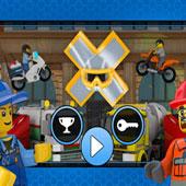 Лего: Екстримальні гонки на мотоциклах