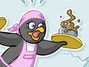 Пінгвін офіціант