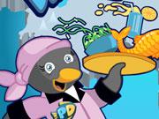 Пінгвін офіціант 2