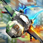 Лего Гонки на літаку месників