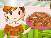 Для дівчаток кухар Сара