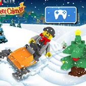Гонки лего сіті: Зимова Гонка Лего