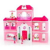 Будуємо будинок для Барбі