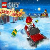 Лего Гонки за подарунками