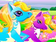 Гонки поні