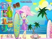 Лалалупсі: Зелия на пляжі