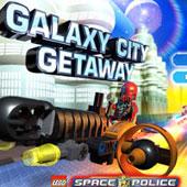 Лего Гонки: Космічна поліція