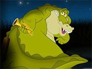 Дісней принцеса жаба