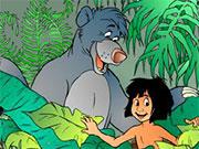 Дісней книга джунглів