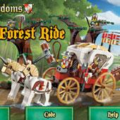 Лего Гонки на кареті